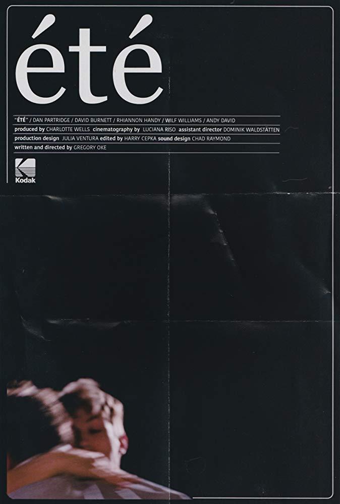 Gay Short Movie - Été ('2017')